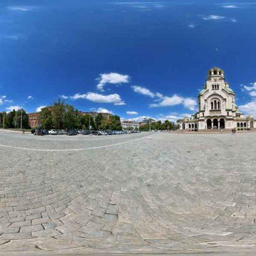360 виртуален тур Александър Невски
