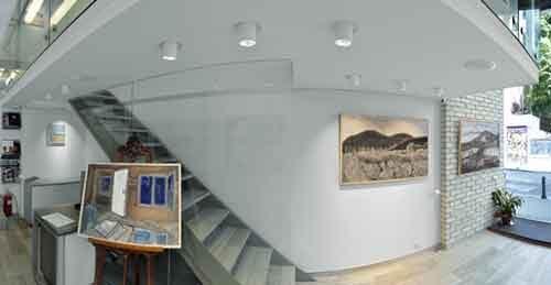 360 виртуален тур Галерия Нюанси