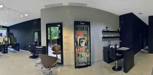 360 виртуален тур Фризьорски Салон