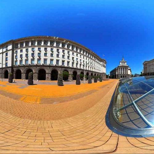 360 виртуален тур София - Сердика