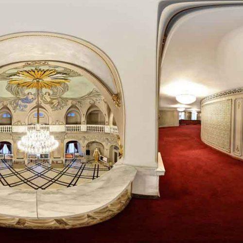 360 виртуален тур Народен Театър