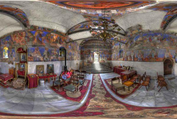 360 виртуален тур Лозенски Манастир Св.Спас