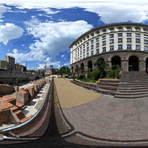 360 виртуален тур София ЦУМ