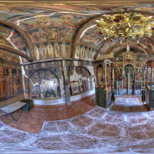 360 виртуален тур Курилски Манастир