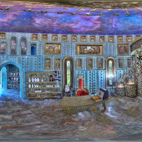 360 виртуален тур Замъка в Равадиново